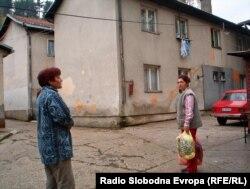 Izbeglički centar kod Užica, zatvoren nedavno, foto: Novka Ilić