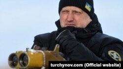 Oleksandr Turçınov, 2014 senesi dekabr ayından 2019 senesi mayıs ayına qadar Milliy telükesizlik ve mudafaa şurasınıñ kâtibi