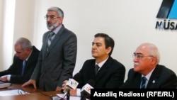 7 noyabr parlament seçkisinin nəticələrini tanımayan namizədlərin ümumrespublika forumu