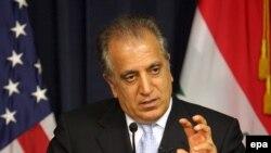 السفير زلماي خليلزاد