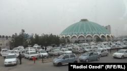 Ташкент. 10 февраля 2017