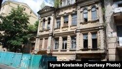 Будинок художника Олександра Мурашка (1875–1919). Київ, вулиця Мала Житомирська 14 а, б.