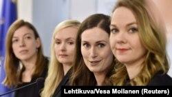 Финляндиянын билим берүү министри, ички иштер министри, премьер-министр жана финансы министри.