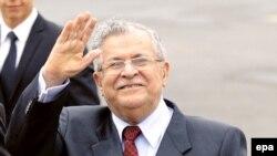 rak Respublikasynyň prezidenti Jalal Talabany