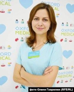 Олена Гаврилюк