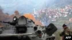 Makedonsko selo Brodec, blizu granice sa Kosovom, 7. novembra 2007. godine