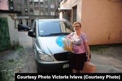 Журналіст, фотограф, волонтер Вікторія Івлева