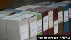 Moldova - KGB files transferred to the National Archive, March2011