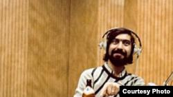 Cornel Chiriac în studio