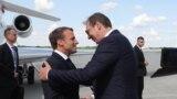 Doček za predsednika Francuske