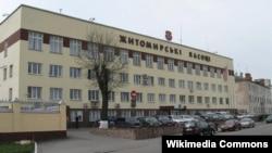 Житомирська кондитерська фабрика