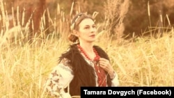 Ветеран АТО Тамара Довгич