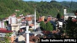 Srebrenica, april 2016.
