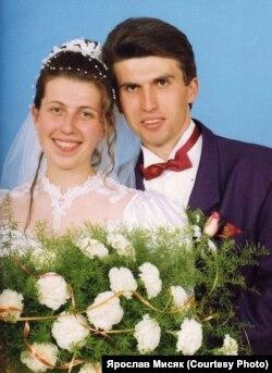 Весільне фото до ув'язнення