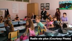 Nastava na bosanskom jeziku