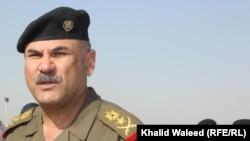 الفريق الركن عبد الكريم العزي