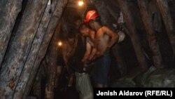 Одна из шахт в Кыргызстане. Иллюстративное фото.