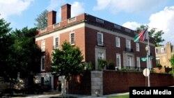 سفارت افغانستان در واشنگتن