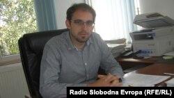 Даниел Живачки, директор на Меѓуопштинскиот центар за социјални работи во Куманово.