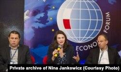 Sa Foruma u Poljskoj u septembru gdje je tema bila ruska propaganda
