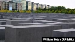 Германия пойтахти Берлиндаги Холокост мемориал музейи.