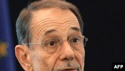 خاوير سولانا ، رئيس سياست خارجی اتحاديه اروپا