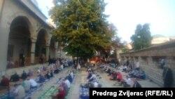 Centralna bajramska svečanost jutros je održana u Gazi Husrev-begovoj džamiji u Sarajevu