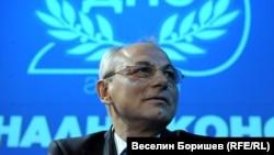 Почетният лидер на ДПС Ахмед Доган