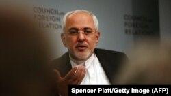 محمد جواد ظریف، ۲۶ تیر ماه در نشستی در «شورای روابط خارجی» در نیویورک شرکت کرد