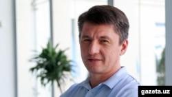 Председатель правления компании «Узавтосаноат» Шавкат Умурзаков.