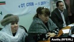 Сулдан уңга: Фәүзия Бәйрамова, Әлмира Жукова, Руслан Гарифуллин