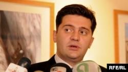 Defense Minister Bacho Akhalaia