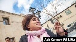 Jurnalist Xədicə İsmayıl