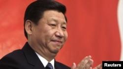 Си Цзиньпин, вице-президент Китая. Москва, 23 марта 2010 года.