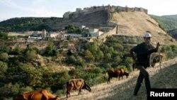 Дербентский райн Дагестана, архивное фото