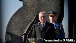 Tomislav Nikolić, predsjednik Srbije