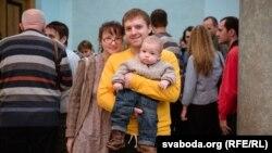 Вечарына памяці Рыгора Барадуліна ў Менску