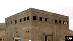تصویری از محلی که آمریکا می گوید تاسیات هسته ای سوریه در آن با کمک کره شمالی ساخته شده است.