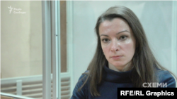 Журналістка Крістіна Бердинських