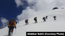 HikeVentures' historic mission: climbing Mount Noshaq, Afghanistan's highest peak in Badakhshan Province, in August.