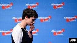 Лідер партії «Альтернатива для Німеччини» Фрауке Петрі