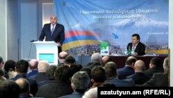 Общее собрание членов Союза общин Армении, Ереван, 24 февраля 2017 г․