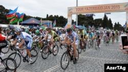 «Tour d'Azerbaidjan» - Bakı, 6 may 2015