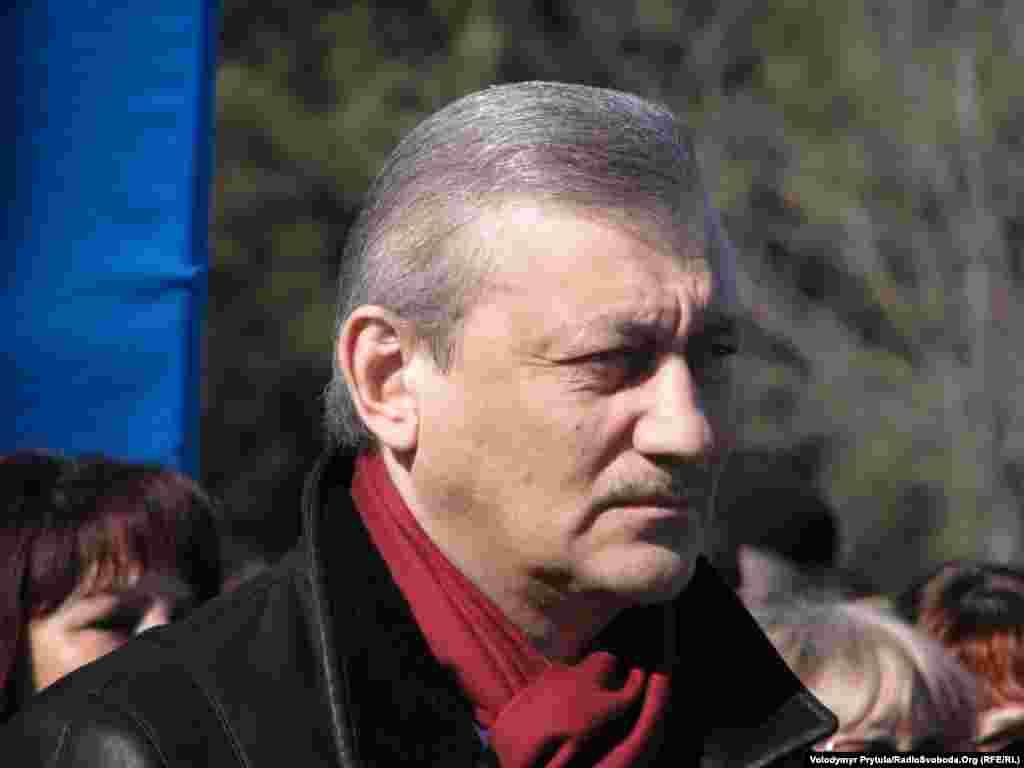 Мусульман привітав прем'єр-міністр Криму Василь Джарти