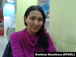 Сандуғаш Серікбаева. Астана, 28 қараша 2013 жыл.