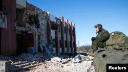 Проросійські сепаратисти на Донбасі, ілюстраційне фото