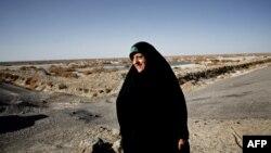 معصومه ابتکار، رئیس سازمان حفظ محیط زیست ایران