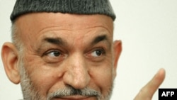 President Hamid Karzai has run the country since a UN-backed deal put him in charge in December 2001.