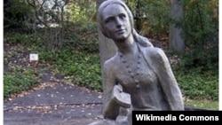 Памятник Агнес Мигель в Германии