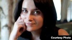 Анастасія Дашкевіч, грамадзкая актывістка, у мінулым адна зь лідэраў «Маладога Фронту».